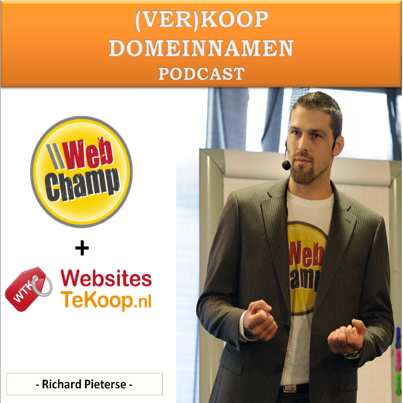 (VER)KOOP DOMEINNAMEN - podcast